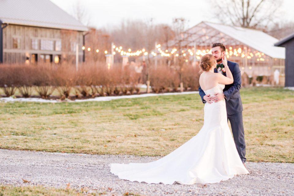 Jorgensen Farms Oak Grove wedding