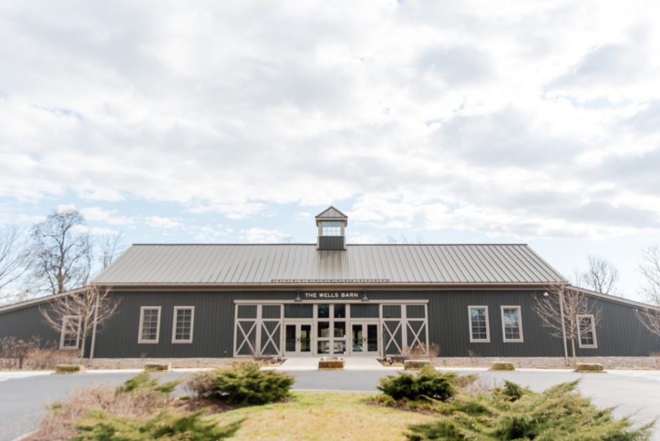 Franklin Park Conservatory Wedding Venue - The Wells Barn