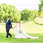Elegant Navy Wedding at NCR Country Club