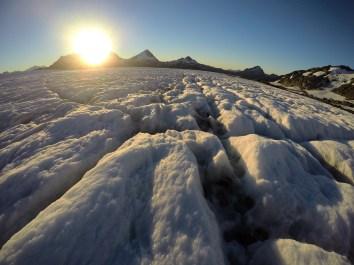 Bonar Glacier Ice
