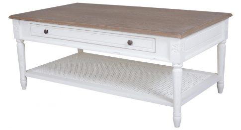 Helena White-Coffee-Table