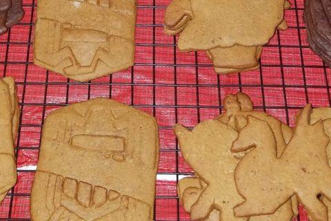 My Favorite Gingerbread Cookie Recipe
