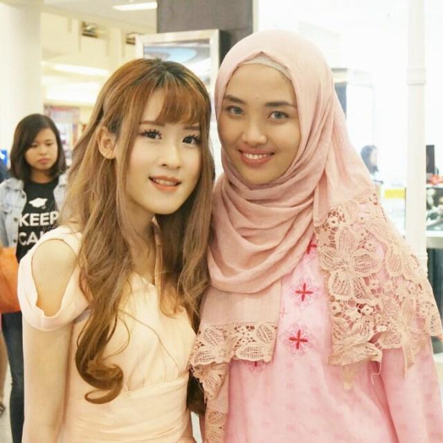 With miharu julie 💕