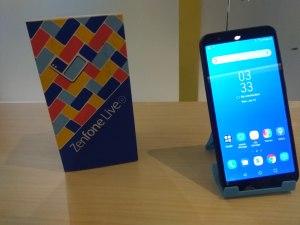 ASUS ZenFone Live L1 dan ASUS Zenfone Max Pro M1