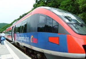 Euregiobahn, salah satu jenis kereta ekonomi di jerman