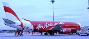 AirAsia di LCCT, Kuala Lumpur