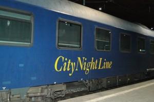Kereta Malam City Night Line
