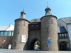 Kebanggan kota Jülich, Hexenturm