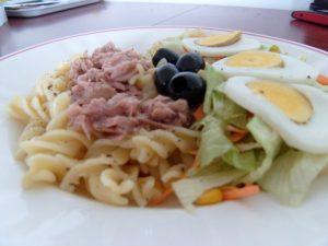 Hasail contekan Salada Atum Lisbon