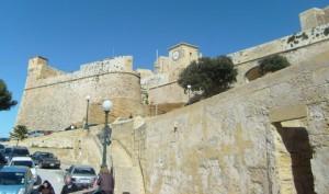 Citadel di Viktoria, Pulau Gozo di Malta