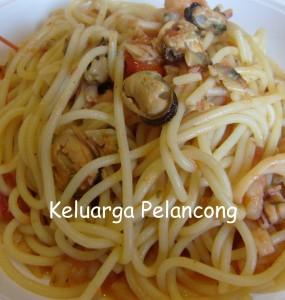 spaghetti-seafood