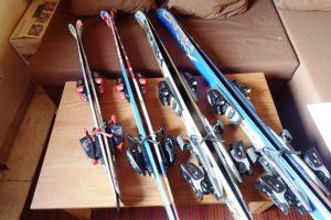 Papan ski