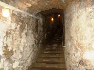 Benteng kuno Luxemburg