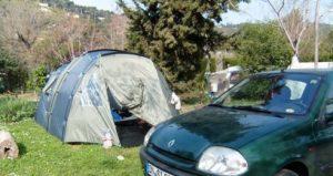 Camping di Eropa