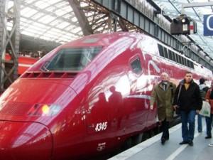 Kereta cepat Perancis