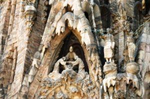 Karya Antoni Gaudi Barcelona