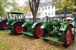 traktor pertanian buatan Jerman