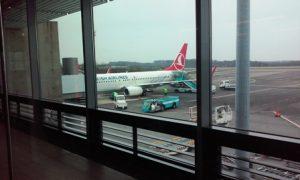 Pesawat Turkish Airlines