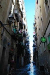 Perkampungan muslim Barcelona