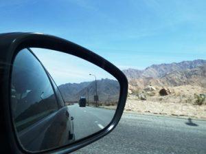 Jalan tol padang pasir Yordania