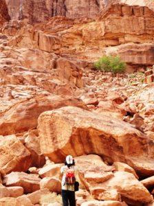 Setting Film Lawrence of Arabia
