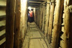 terowongan perang Bosnia