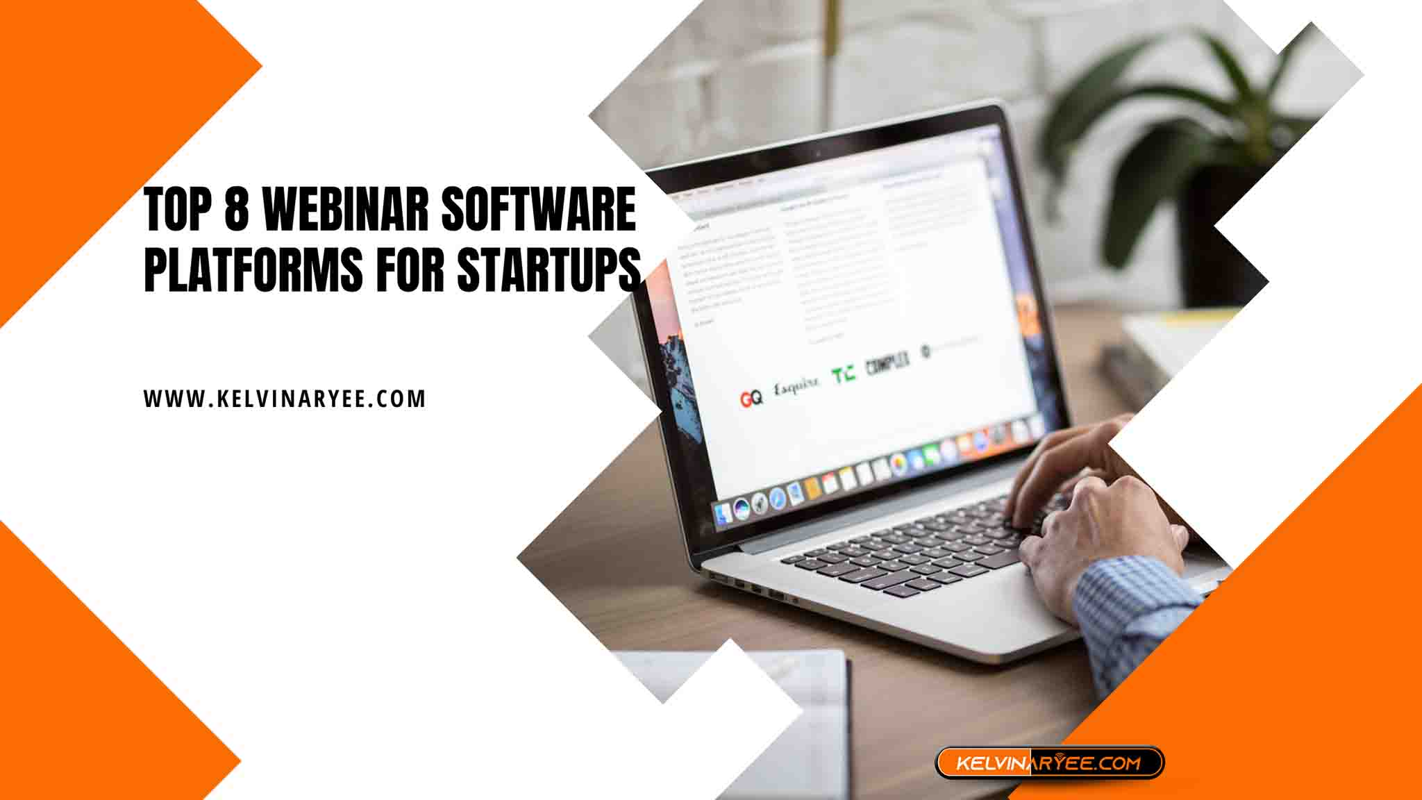 Read more about the article Top 8 Webinar Software Platforms For Startups
