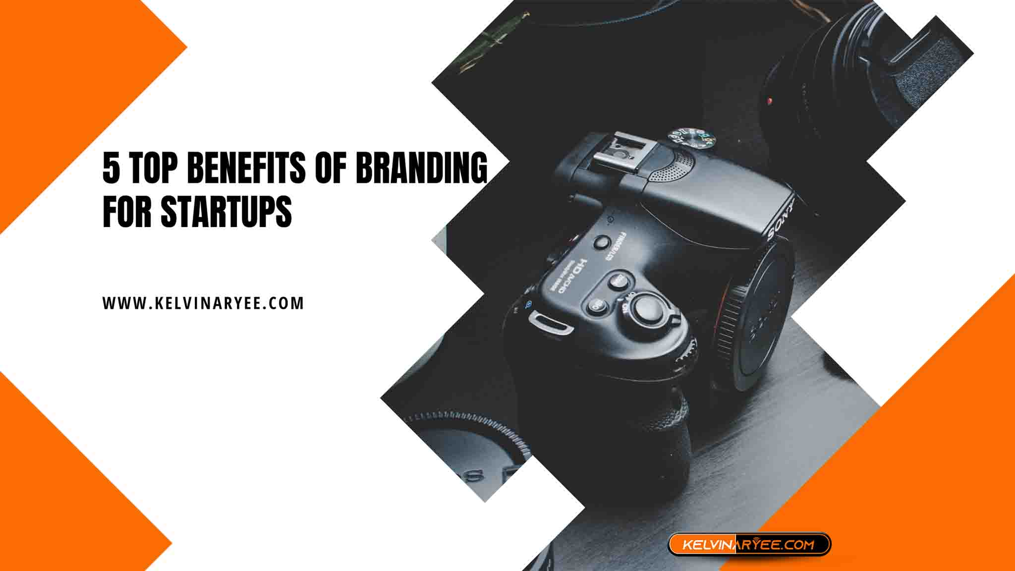 Read more about the article 5 Top Benefits of Branding for Startups