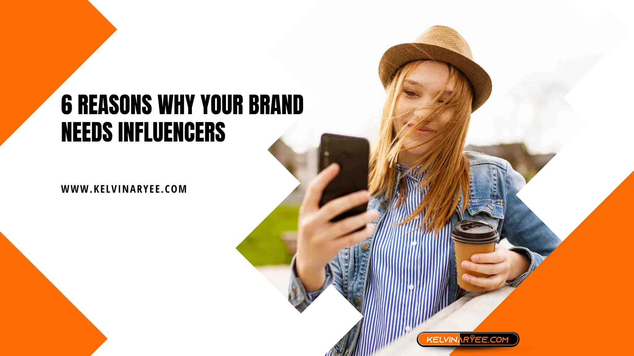 Read more about the article 6 Reasons Why Your Brand Needs Influencers