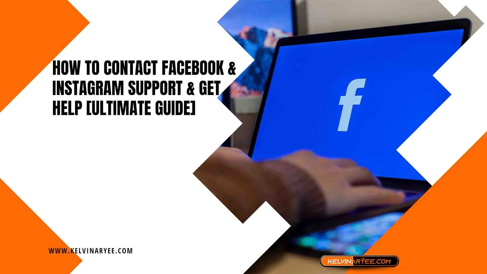 Read more about the article How to Contact Facebook & Instagram Support & Get Help [Ultimate Guide]