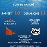 fête de la mer 2019 dahouet