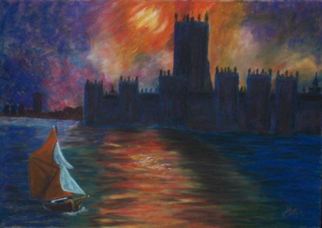 Pastel Kelvin Evans Arts Blog