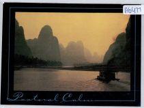 11-A6477-pastoral calm-athena postcard