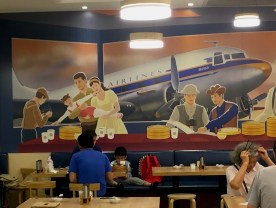 22-mall eatery