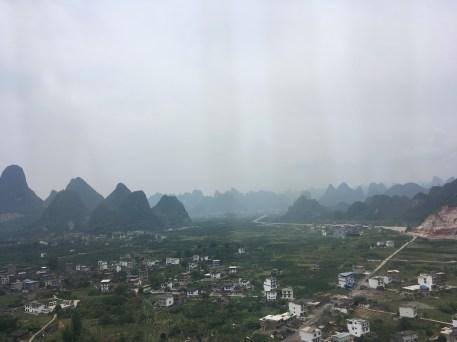 3-approaching yangshuo