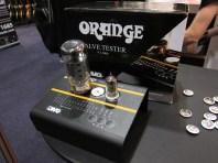 Orange DIVO Valve Tester
