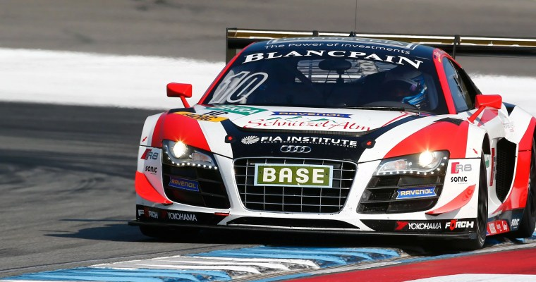 Kelvin van der Linde secures Audi GT drive for 2015
