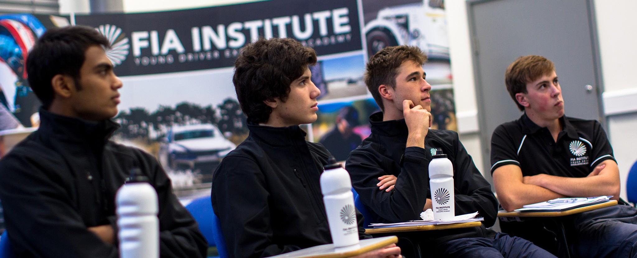 "FIA Academy Workshop 1 – Edinburgh – ""It truly was an amazing couple of days"""