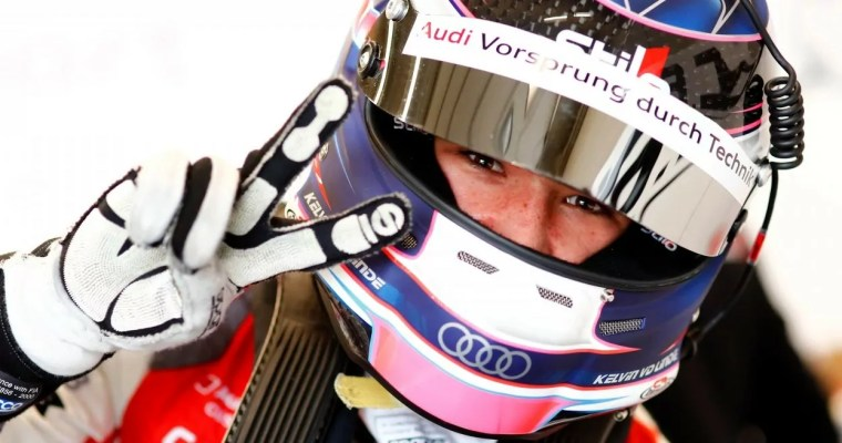 Kelvin van der Linde and Audi Back On Top!