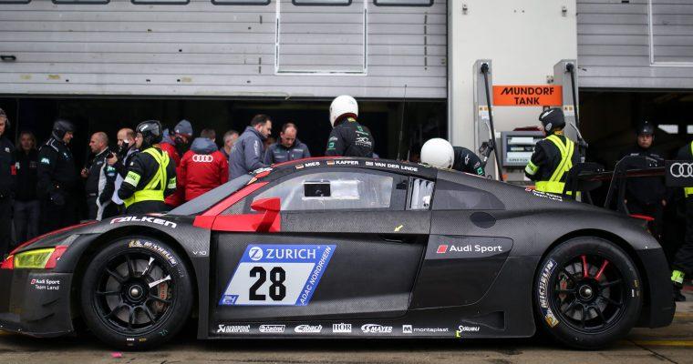 Unlucky end to dream GT Masters season for Kelvin in Hockenheim