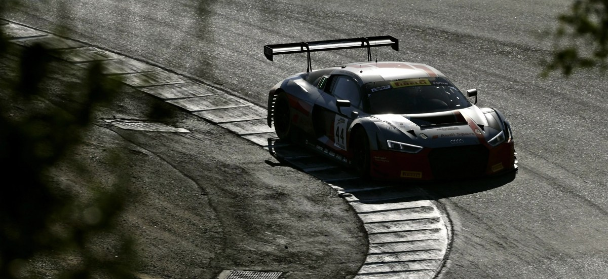 One-two result for Audi in California 8 Hours