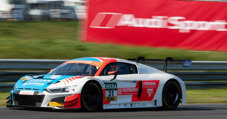 Dream debut for HCB-Rutronik Racing