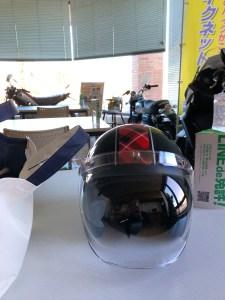 Honda モンキー50周年記念限定ヘルメット