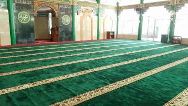 Jual Karpet Sajadah Masjid Turki Roll Berkualitas Tebal Di Cikarang Utara