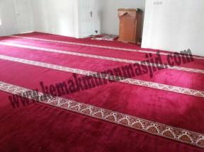 Jual Karpet Sajadah Masjid Turki Roll Berkualitas Tebal Di Tambun Selatan