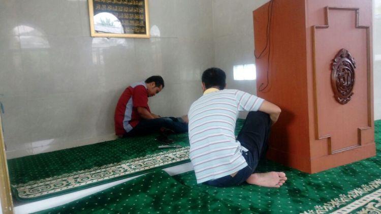 jual karpet masjid roll di bekasi
