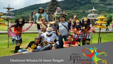 Destinasi Wisata Di Jawa Tengah