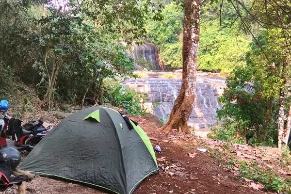 Curug Puncak Jeruk Sukabumi