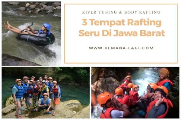 Tempat Rafting Di Jawa Barat