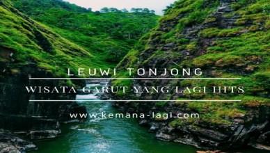 Leuwi Tonjong Garut